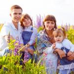 Дмитрий Георгиевич в семейном кругу