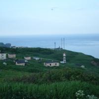 Главный маяк Камчатки