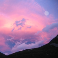 Небо над Авачей