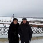 Зима в Казани