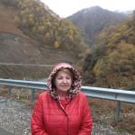В горах Карачаево-Черкессии