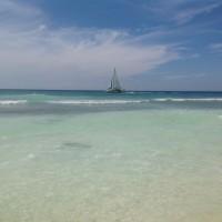 Доминиканская Атлантика. Пейзаж
